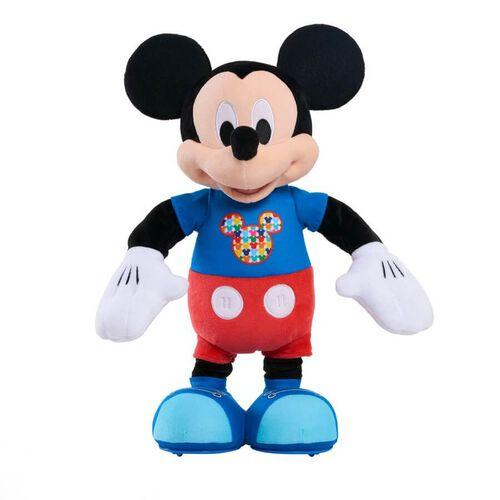 Disney迪士尼跳舞聲光米奇公仔