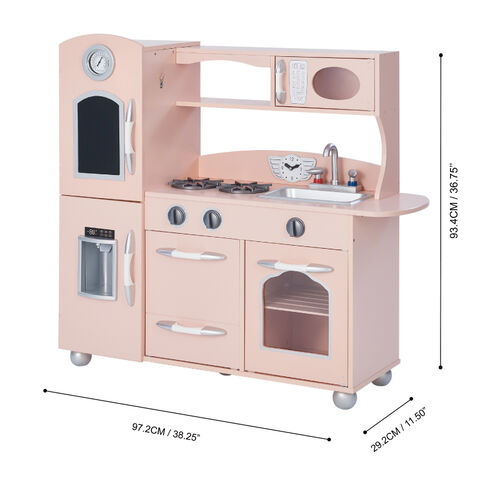 Teamson 小廚師威徹斯特復古玩具廚房- 隨機發貨