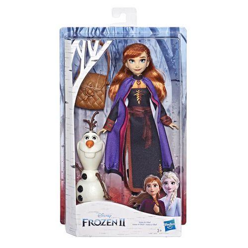 Disney Frozen迪士尼冰雪奇緣公主與陪伴配件組 - 隨機發貨