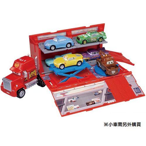 Cars汽車總動員 變形升降貨車