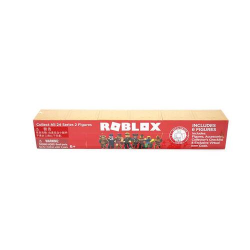 Roblox機器磚塊盲包人物組