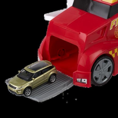 Speed City 極速城市 消防指揮中心