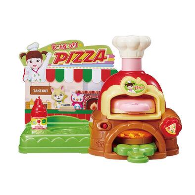Kongsuni小荳娃娃 熱呼呼披薩店