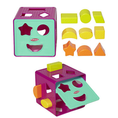 Hasbro Gaming孩之寶遊戲 積木益智盒