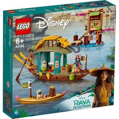 Lego樂高 Disney Princess 43185 Boun's Boat