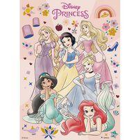 Disney Princess迪士尼公主 520片盒裝拼圖(D)