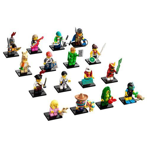 LEGO樂高人偶抽抽樂系列 71027 Series 20 - 隨機發貨