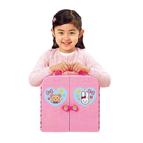 Mell Chan小美樂配件衣櫃提盒