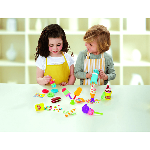 Play-Doh培樂多廚房系列美味冰品組