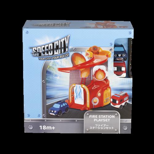 Speed City極速都市 Junior消防滑道