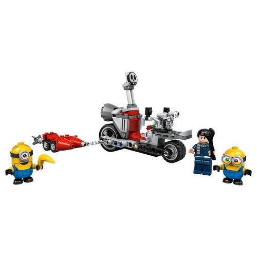 LEGO樂高小小兵系列 75549 Unstoppable Bike Chase