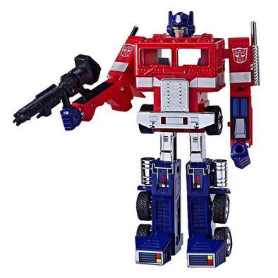 Transformers變形金剛G1柯博文