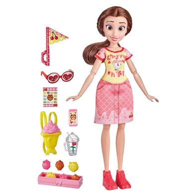 Disney Princess迪士尼公主 迪士尼便服系列公主甜心人物(貝兒/艾麗兒) - 隨機發貨