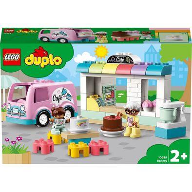 LEGO樂高得寶系列 麵包店 10928