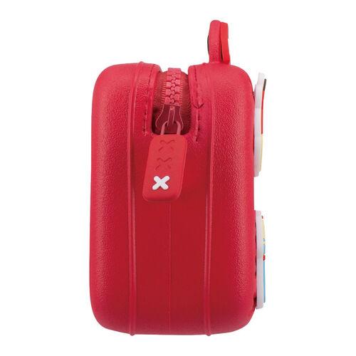 Visionkids 限量兒童個性小側包-紅色