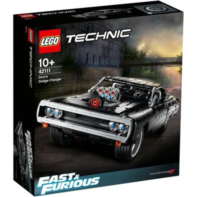 LEGO樂高 玩命關頭 Dom's Dodge Charger 42111