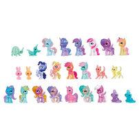 My Little Pony彩虹小馬 玩雪倒數派對小馬收藏組