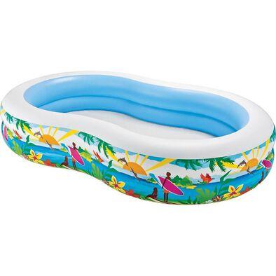 Intex 度假海洋泳池(262*160*46cm)