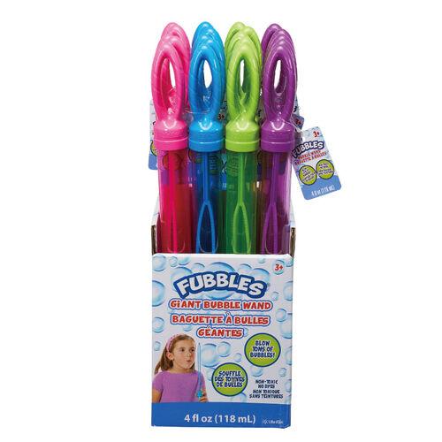 Fubbles 4OZ泡泡劍 - 隨機發貨