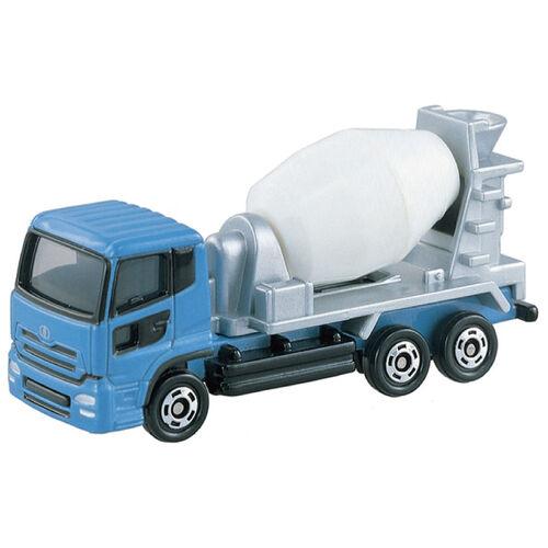 Tomica多美 No﹒053 日產diesel Kuon攪拌車