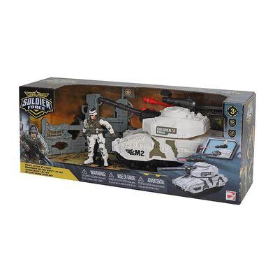 Rescue Force 雪地坦克組
