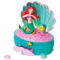 Disney Princess迪士尼公主 愛麗兒音樂珠寶盒