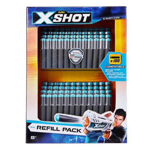Zuru X-Shot100入子彈補充包