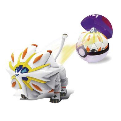 Pokemon寶可夢變形系列 索爾迦雷歐