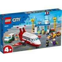 LEGO樂高 60261 中央機場