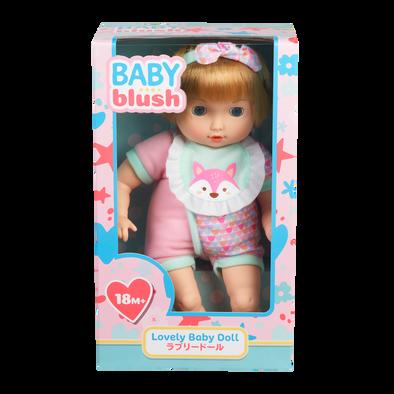 Baby Blush 13吋金髮嬰兒娃娃