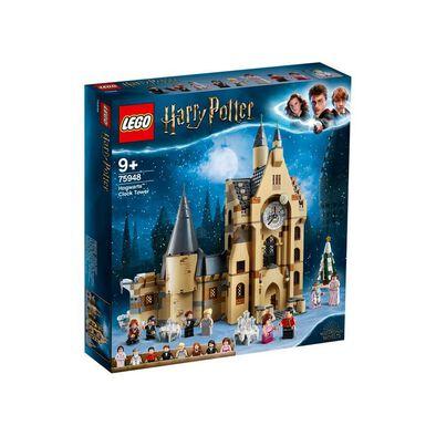 LEGO樂高哈利波特系列 75948 Hogwarts Clock Tower 積木 玩具