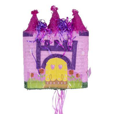 Amscan 粉紅城堡皮納塔