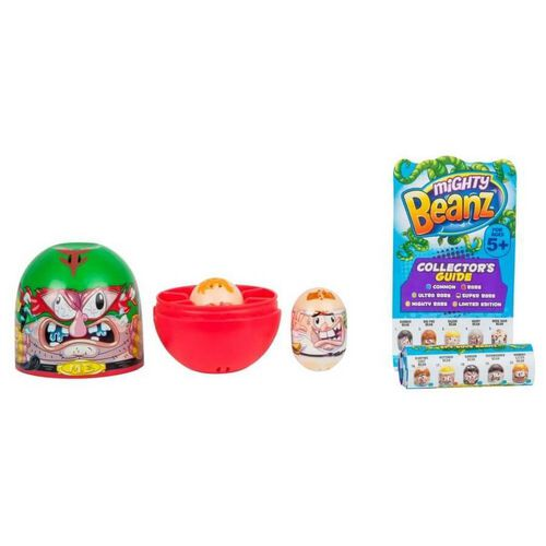 Mighty Beanz瘋狂競豆2入 - 隨機發貨