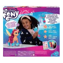 My Little Pony彩虹小馬 直排輪歡唱Sunny