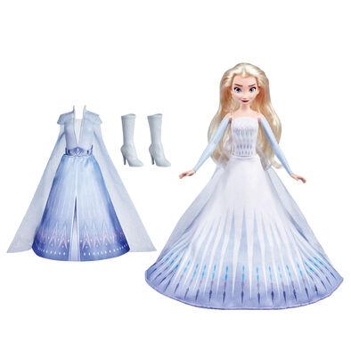 Disney Frozen迪士尼冰雪奇緣艾莎公主變裝組