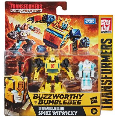 Transformers變形金剛BB塞伯坦之戰K基本戰將2組 - 隨機發貨