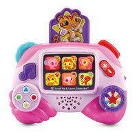 LeapFrog跳跳蛙 動物遊戲機-粉紅