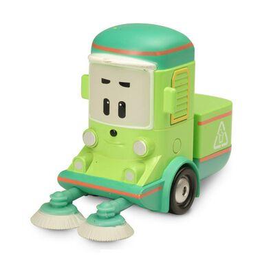 Robocar Poli波力救援小英雄 合金車系列 克里尼 - 隨機發貨