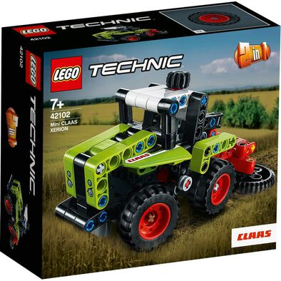 LEGO樂高機械組系列 LEGO Technic Mini Claas Xerion 42102