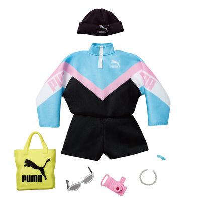 Barbie芭比服飾與配件(豪華裝) Puma聯名款 - 隨機發貨