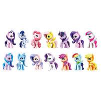 My Little Pony彩虹小馬 迷你小馬收藏組