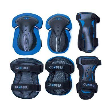 Globber高樂寶初兒護具套裝xxs (藍色)