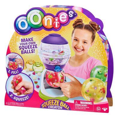 Oonies神奇黏黏氣球 創作機基本組