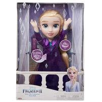 Disney Frozen迪士尼冰雪奇緣 2 聲光艾莎娃娃