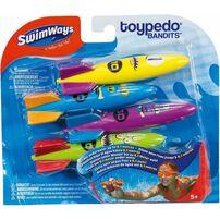 Swim Ways潛水魚雷泳池玩具