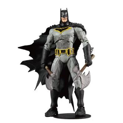 麥法蘭 7吋 可動公仔 DC Multiverse Build-A : Metal 蝙蝠俠 W/ 無情戰神配件