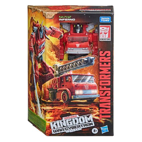 Transformers變形金剛 Generations 斯比頓之戰王國系列 - 航行家級 - 隨機發貨