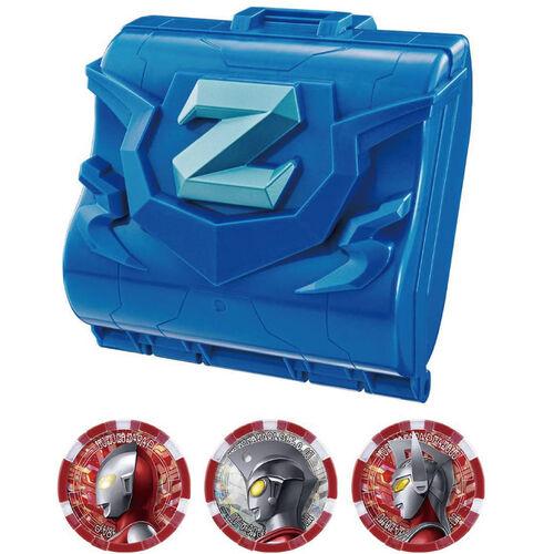 Ultraman 超人力霸王 DX 傑特收纳盒