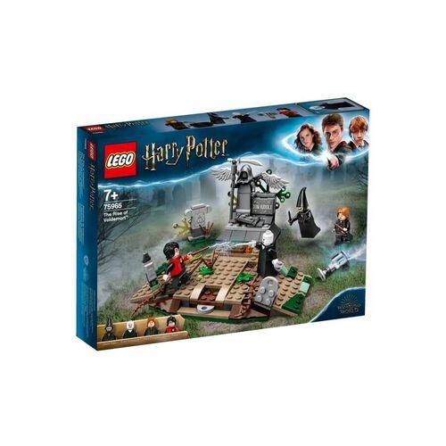 LEGO樂高哈利波特系列 75965 The Rise of Voldemort? 積木 玩具