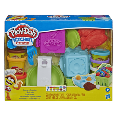Play-Doh培樂多廚房系列 雜貨店